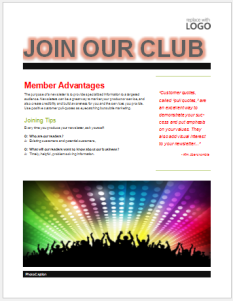 Club-Flyer-Template