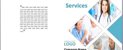 medical brochure format a blog for office guys