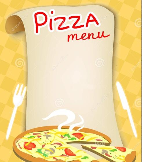 Pizza Menu Marketing - How the Menus Affect Your Sales & Revenue