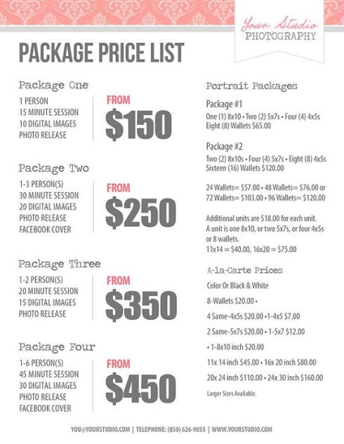 Tips of Creating Price Lists for New Products – How To