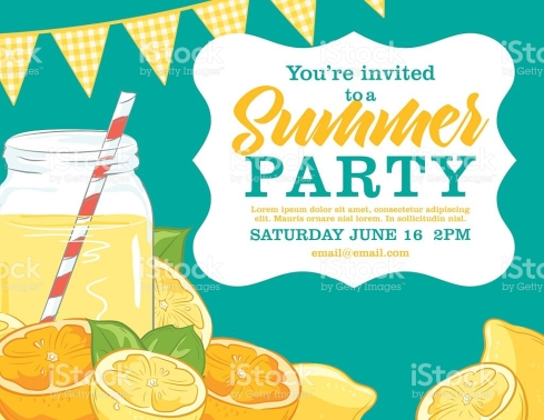 Three Awesome Adult Summer Party Ideas for This Year