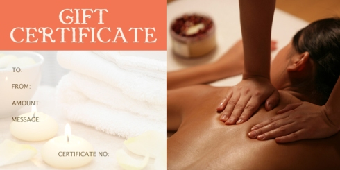 Gifting in Style with Gift Certificates